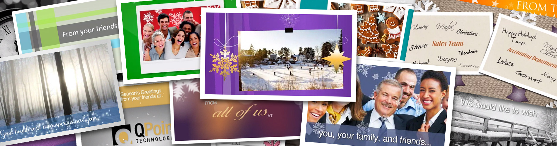 Ecards For Mobile Devices Corporateholidayecards